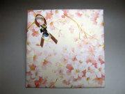 桜紙ラッピング